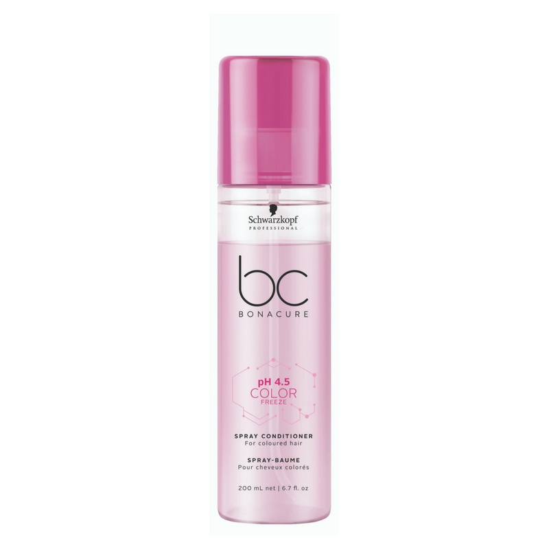 bonacure spray acondicionador