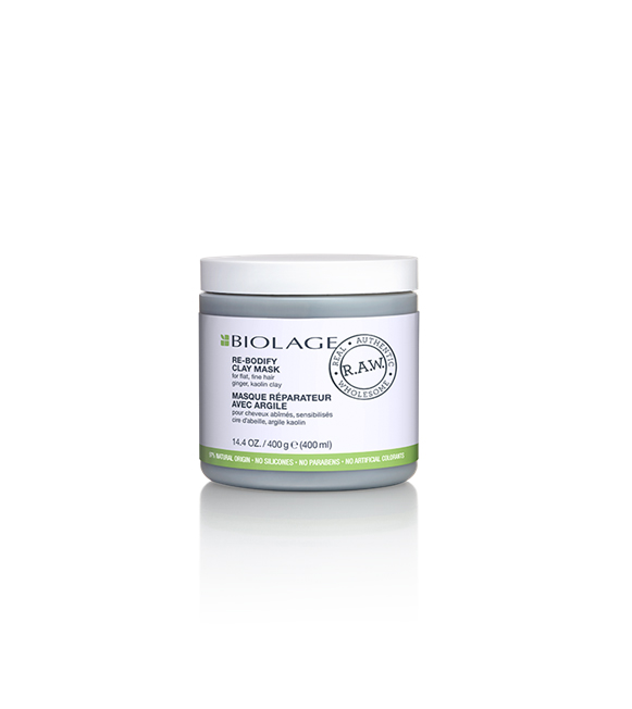 Matrix Biolage Mascarilla de Arcilla Re-Bodify 400 ml.