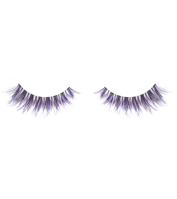Ardell Pestañas Postizas Color Impact Demi Wispies Plum