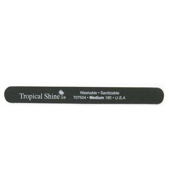 Lima Tropical Shine Negra - Medio