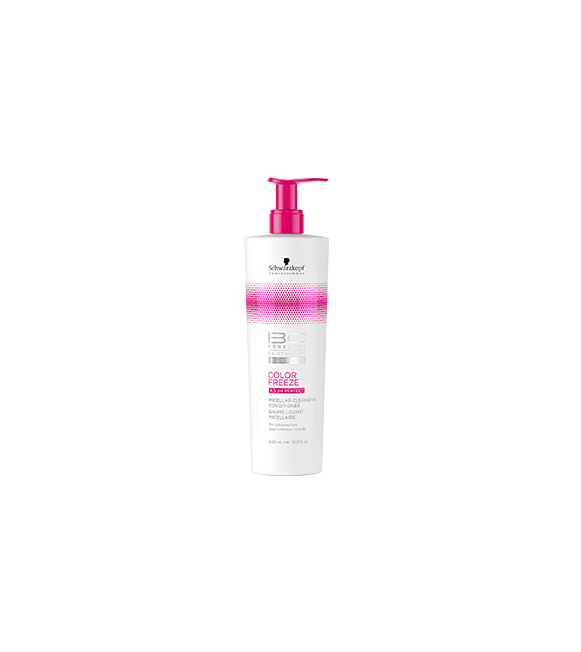 Schwarzkopf BC Color Freeze Cleansing Conditioner 500 ml.