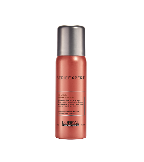 L`Oreal Serie Expert Inforcer Brush Proof Spray Desenredante Anti-rotura 60 ml.