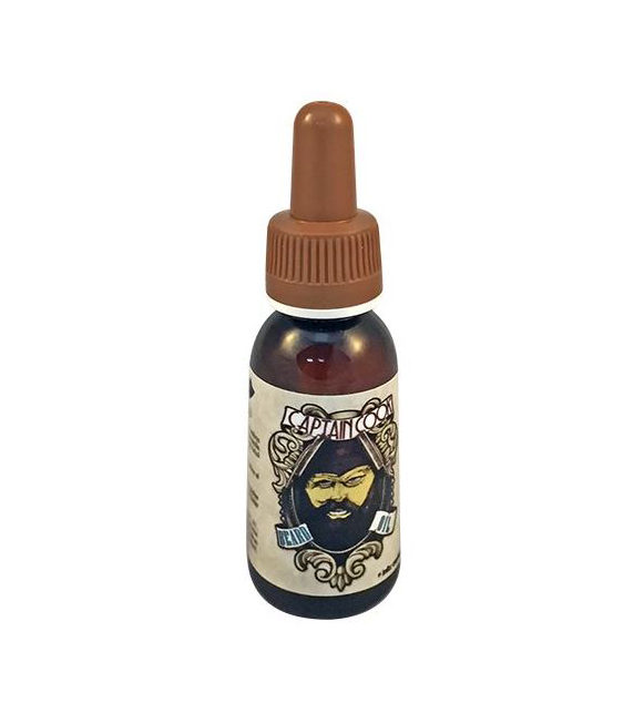 Captain Cook Aceite para Barba 30 ml.