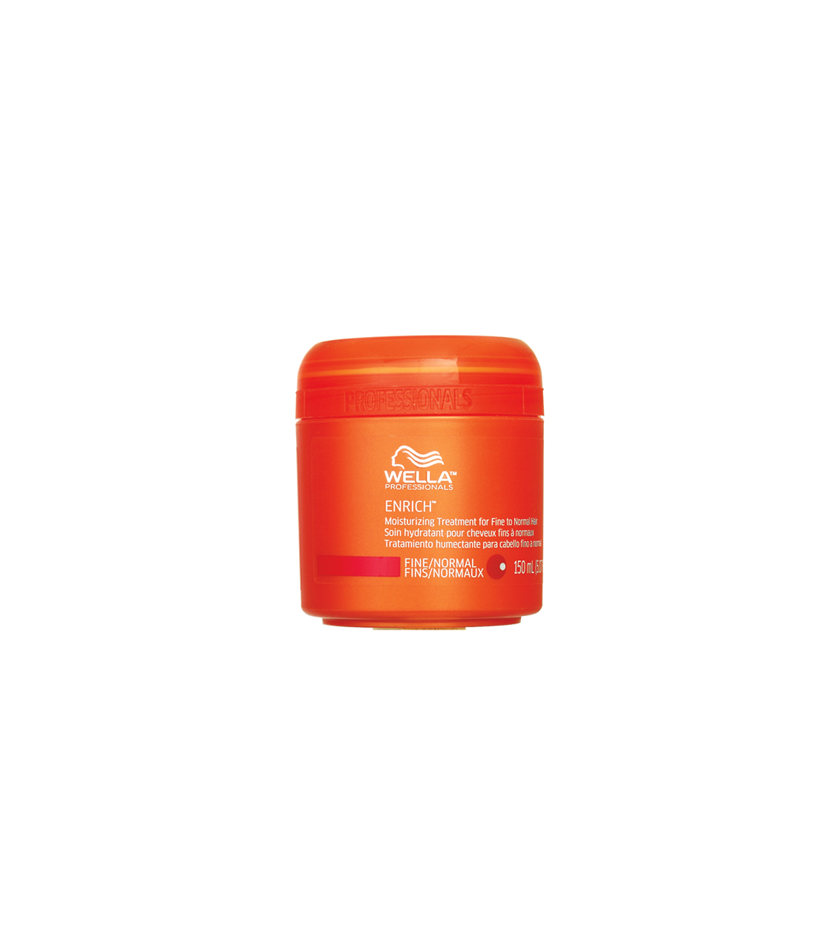 Wella Care Enrich Self Warning Mask