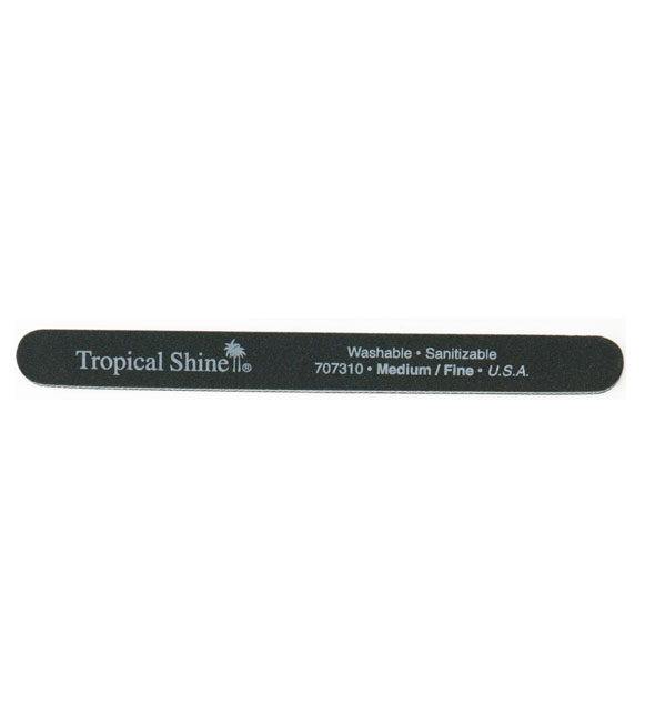 Lima Tropical Shine Negra - Medio/Fino