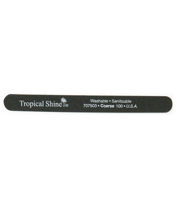 Lima Tropical Shine Negra - Grueso