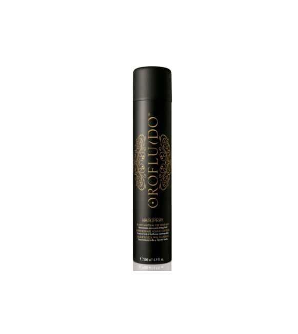 Oro Fluido Hair Spray 500 ml.