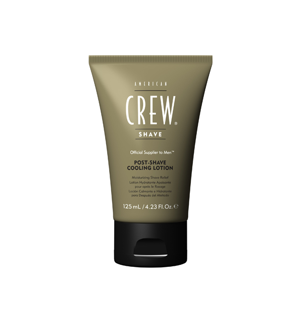 Amercian Crew Post Shave Cooling Lotion 150 ml.