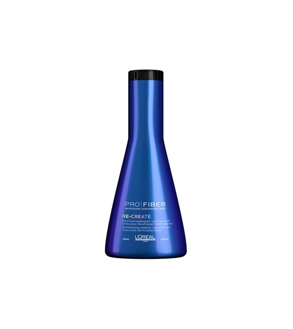 L`oreal Profiber Acondicionador Recreate 200 ml.