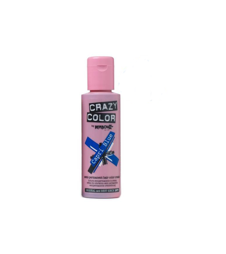 Crazy Color Capri Blue 044 100 ml.