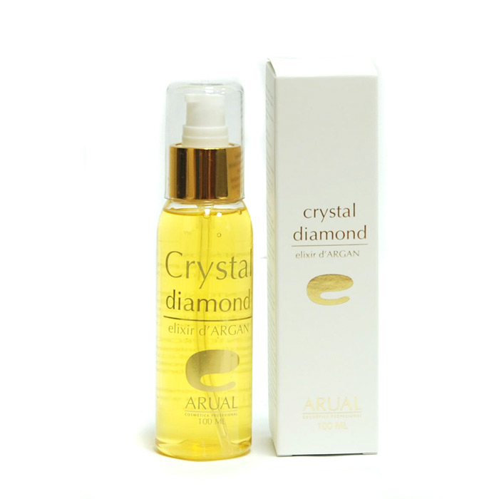 Arual Crystal Diamond Elixir de Argán 100 ml.