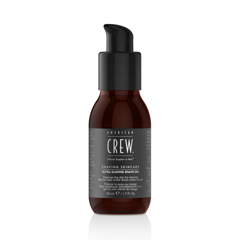 American Crew Ultra Glinding Shave Oil 50 ml.