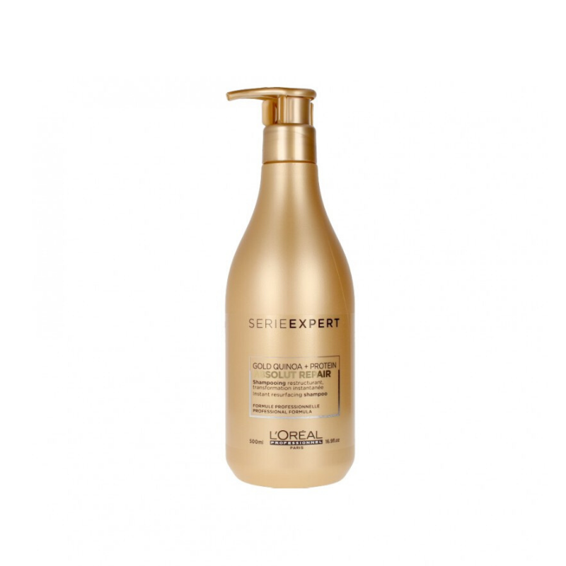 L`oreal Serie Expert Absolut Repair Gold Champú