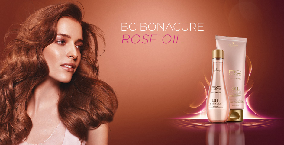 BC Oil Miracle Rose