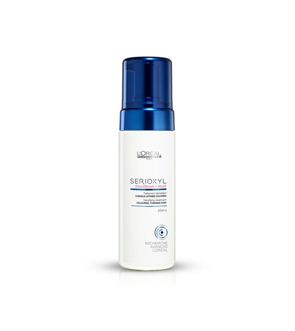 L`oreal Serioxyl Densifying Espuma Cabellos Coloreados 125 ml.