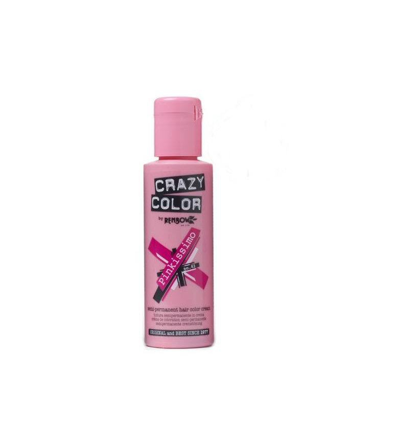 Crazy Color Pinkissimo 042 100 ml.