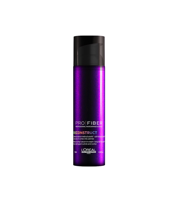 L`oreal Profiber Reconstruct Leave in 75 ml.
