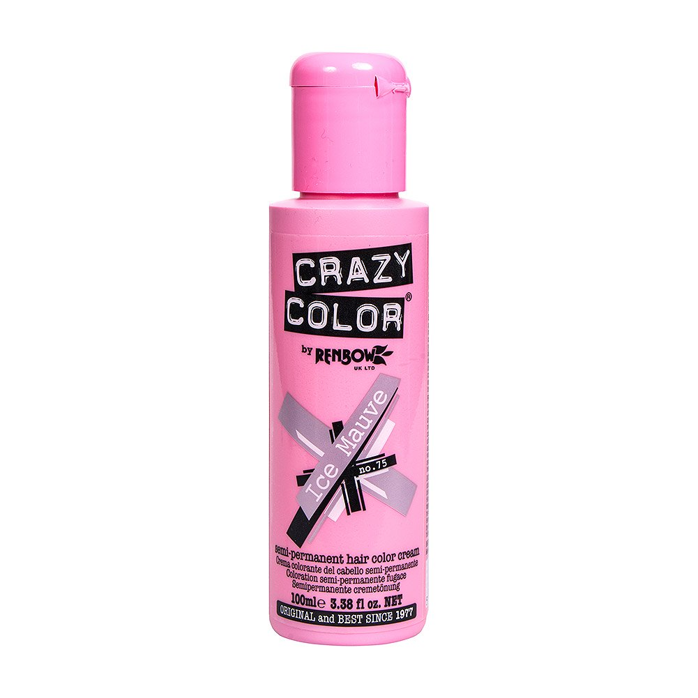 Crazy Color Ice mauve 075 100 ml.