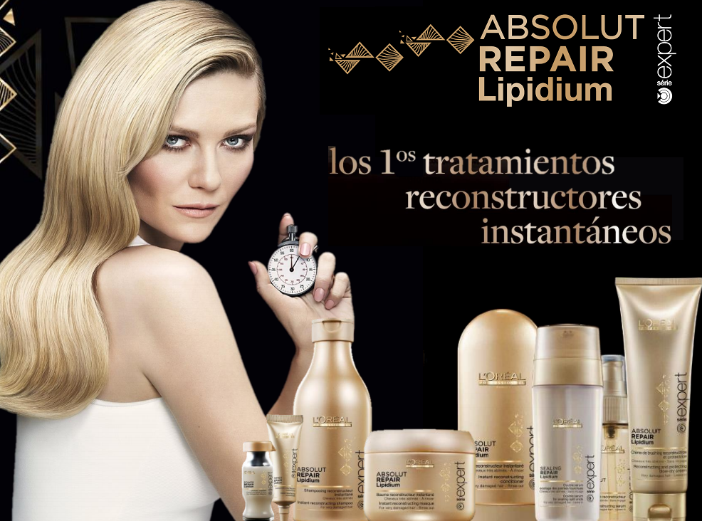 L`oreal Absolut Repair Lipidium