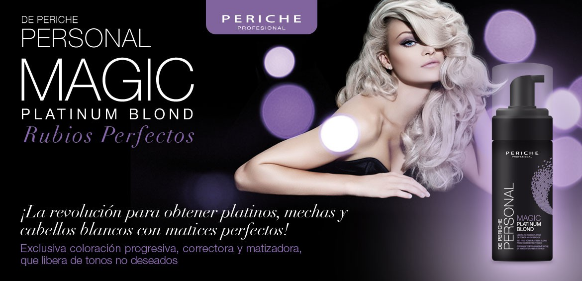 Periche Magic Platinum Blonde
